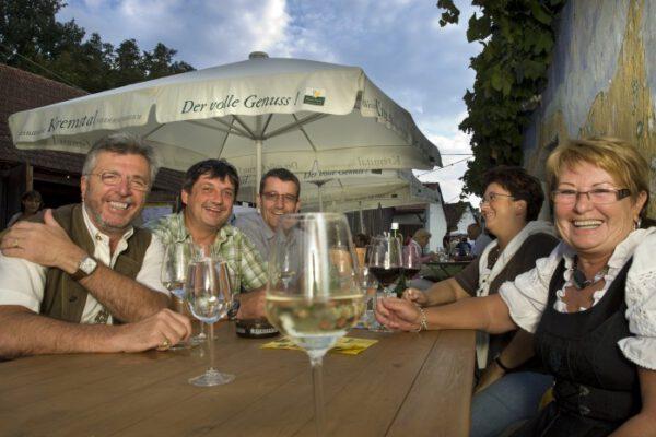 Kellergassenfest in Thallern